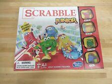 New sealed Hasbro Scrabble Junior Game