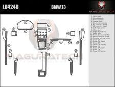 Dash Trim Kit for BMW Z3 00 01 02 carbon fiber wood aluminum