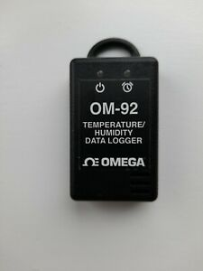 Data Logger, Temperature & Humidity, 1 Channels, 65520, NOMAD OM-90 Series