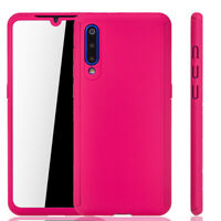 Xiaomi Mi 9 Case Phone Cover Protective Case Bumper Cases Heavy Duty Foil Pink