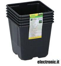 USATI cm.12x12 VIVAIO LT 100 vasi buone condizioni 1,2 100 VASI PLASTICA
