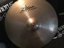 "NEW 21"" Zildjian Sound Lab Limited Edition Project 391 Ride Cymbal"
