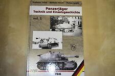 Libro Destructor tanque Tecnología y Historia de uso Vol1 Trojca VDM