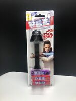 2018/2019 New Pez Candy & Dispenser Star Wars Darth Vader Collector's Edition