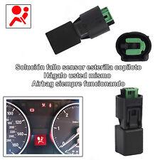 Solución airbag para fallo sensor de presencia de asiento para Bmw E46 Compact