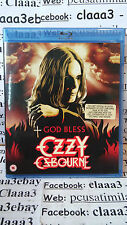 Blu-ray  - OZZY OSBOURNE - GOD BLESS