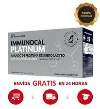 IMMUNOCAL PLATINUM / IMMUNOTEC (30 sobres) ENVIO GRATIS 24H