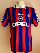 Bayern Munich 1995 - 1996 Home football shirt size L