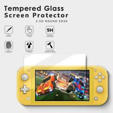 Nintendo Switch Lite Screen Protector Tempered Glass Kit 9H Cover Anti-scratch