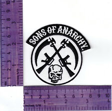 Sons of Anarchy  Bikers Embroidered / Cloth Patch
