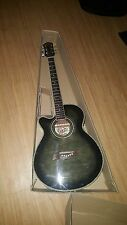 New Gray toned Oscar Schmidt Acoustic Guitar