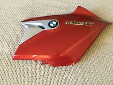 2018 BMW K1600 Front Right Side Fairing with BMW Emblem - Mars Red
