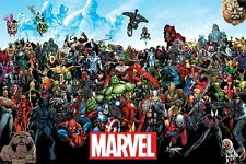 MARVEL COMICS - MARVEL (UNIVERSE) - Maxi Poster 61cm x 91.5cm PP33953 - 128