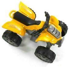 Imaginext ATV 4 Wheeler Yellow