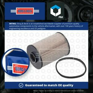 Fuel Filter fits VOLVO S60 MK2 2.0D 2.4D 10 to 15 B&B 30681552 30794824 31273979