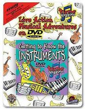 NEW Tune Buddies - Getting to Know the Instrument (DVD)