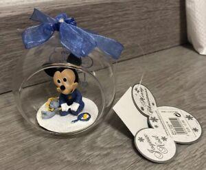 Ball 1ER/First Christmas Mickey Disneyland Paris