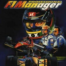 F1 Manager Professional 1997 PC Game