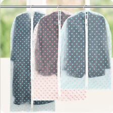 Clothes Dress Dot Garment Cover Bag Dustproof Suit Coat Storage Protector 3 Size