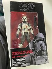 Star Wars The Black Series Imperial AT-ACT Driver Target Exclusive New