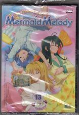 dvd MERMAID MELODY Principesse sirene HOBBY & WORK numero 13