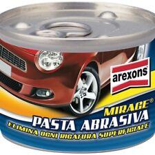 AREXONS MIRAGE PASTA ABRASIVA 150ml rimuovi graffi PULIZIA CURA AUTO 8253