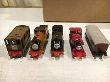 Lot of 5 ERTL Diecast Thomas and Friends Trains