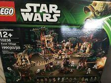 LEGO Star Wars Ewok Village 10236 BRAND NEW Sealed