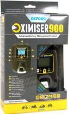 Oxford Motorcycle Oximiser 900 Essential Battery Management System UK EL570
