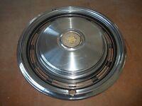 """73 74 Pontiac Grand Ville Safari Hubcap Rim Wheel Cover Hub Cap 15"""" OEM 5033"""