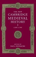 New Cambridge Medieval History: Volume 1, C. 500-C. 700: By Fouracre, Paul
