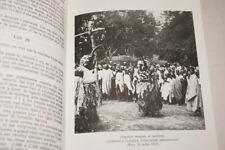 MICHEL LEIRIS L'AFRIQUE FANTOME N.R.F. 1981 ILLUSTRE