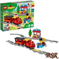 VORVERKAUF LEGO® DUPLO®: 10874 Dampfeisenbahn & 0.-€ Versand & OVP & NEU !