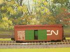 KADEE MICRO-TRAINS N SCALE #23071 40' STANDARD BOXCAR Dbl DOOR CANADIAN NATIONAL
