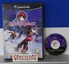 Dark Summit Nintendo GameCube 2002 Snowboarding Stunts THQ OVP Einkaufgp