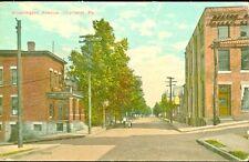 Charleroi PA Washington Avenue 1913