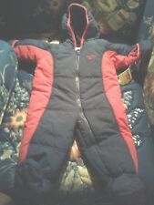 NWT $75 Osh Kosh B'gosh Infant Boys/Girls Snowsuit 6/9M