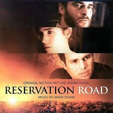 MARK ISHAM - RESERVATION ROAD [ORIGINAL MOTION PICTURE SOUNDTRACK] (NEW CD)