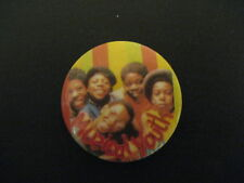 Musical Youth-Reggae-Pass the Dutchie-Pin-Badge-Button- 80's Vintage-Rare