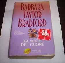 LA STIMME DES HERZENS Barbara Taylor Bradford Mondadori 1988 sperling roman buch
