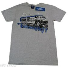 NEW Licensed Mens/Big Boys FORD Falcon 69 GT T-Shirt - Size Men/Youth SMALL