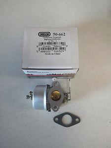 Tecumseh Carburetor 632113 632113A Replacement Carb 50-662