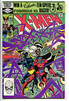 Uncanny X-Men 154 Marvel 1982 NM- Wolverine Colossus Storm Cyclops