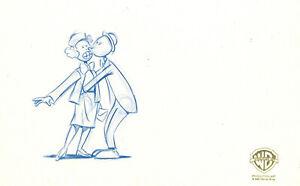 Animaniacs-Mr. Skullhead-Original Production Drawing- King Yakko