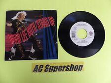 "David Lee Roth stand up - 45 Record Vinyl Album 7"""