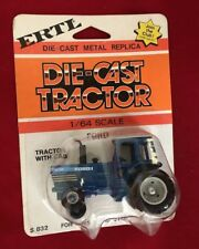 ERTL Ford Tractor 1/64 Scale #832  die cast # 1703 New Old Stock Farm Toy