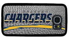 LOS ANGELES CHARGERS PHONE CASE COVER FOR SAMSUNG GALAXY S3 S4 S5 S6 S7 EDGE S8