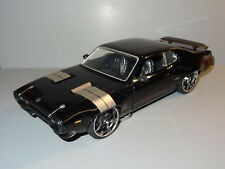 FAST & FURIOUS DOM'S 1972 PLYMOUTH GTX 1/24 DIECAST REPLICA COLLECTIBLE MODEL