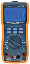 MERCURY TRUE RMS MULTITESTER digitale con interfaccia USB
