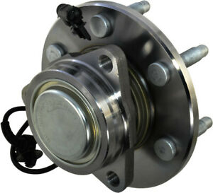Wheel Bearing and Hub Assembly Front Autopart Intl 1411-258034